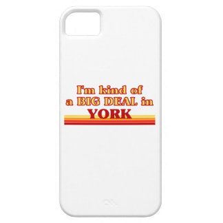 I´m kind of a big deal in York Case For The iPhone 5