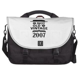 I m not old I m vintage 2007 Computer Bag