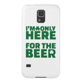 I'm only here for the beer cases for galaxy s5