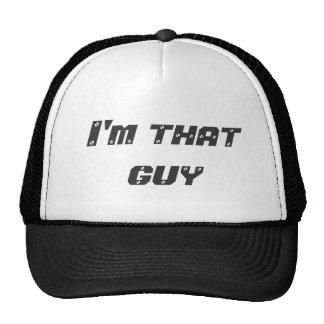 i m that guy hat