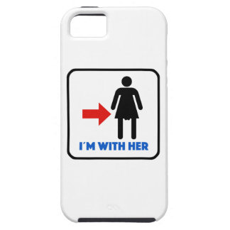 i`m with her case for the iPhone 5