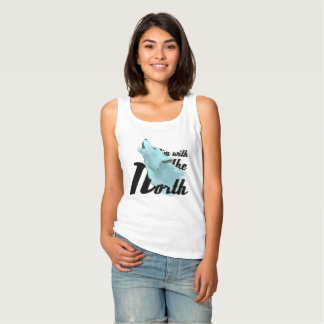 I´m with the North Tank Top