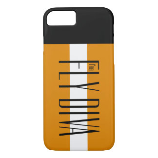 I'ma Fly Diva Iphone Case By Butterfly Divas