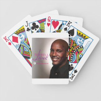 I Made Friends TerrellLoves Playing Cards