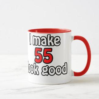 I make 55 garlic good mug
