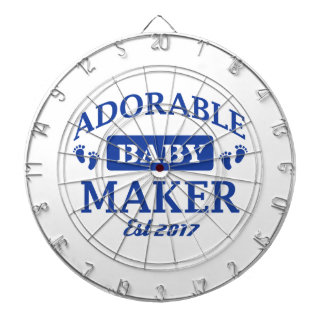 I make Adorable Babies Dartboard