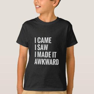 I Make It Awkward T-Shirt