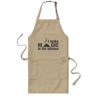 I Make Magic apron - choose style, color
