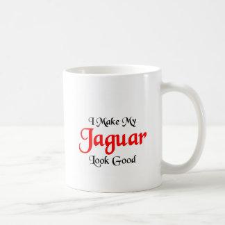 I make my Jaguar look good Mug
