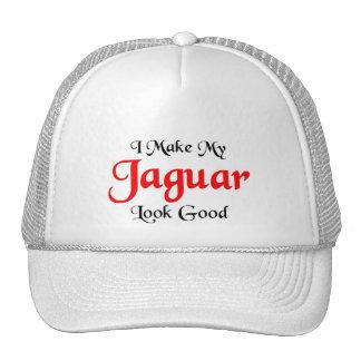 I make my Jaguar look good Trucker Hat