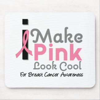 I Make Pink Look Cool Breast Cancer Awareness v3 Mouse Pad