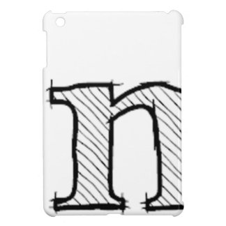 'i' : man (Karl Lentz) iPad Mini Cover