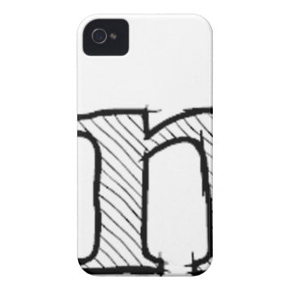 'i' : man (Karl Lentz) iPhone 4 Cover