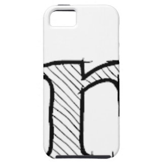 'i' : man (Karl Lentz) iPhone 5 Case