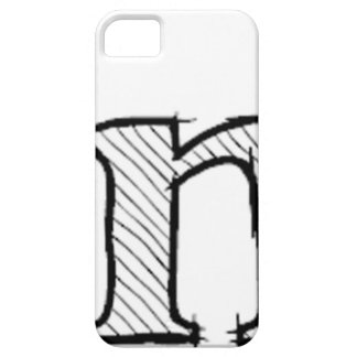 'i' : man (Karl Lentz) iPhone 5 Cover