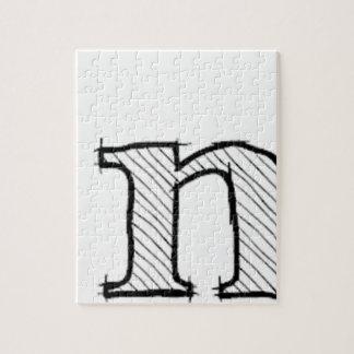 'i' : man (Karl Lentz) Jigsaw Puzzle