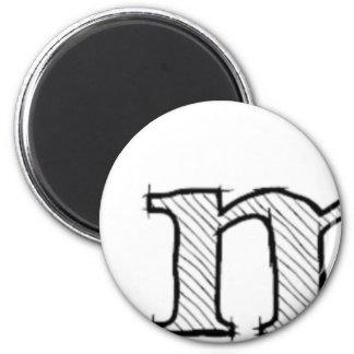 'i' : man (Karl Lentz) Magnet