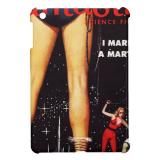 I married a martian iPad mini covers