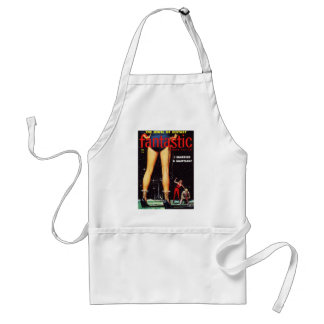 I married a martian standard apron