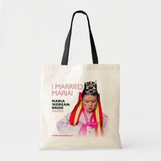 I Married Maria Bag