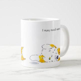 I May Need More Coffee Corgi Mug