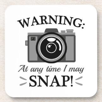 I May Snap Coasters