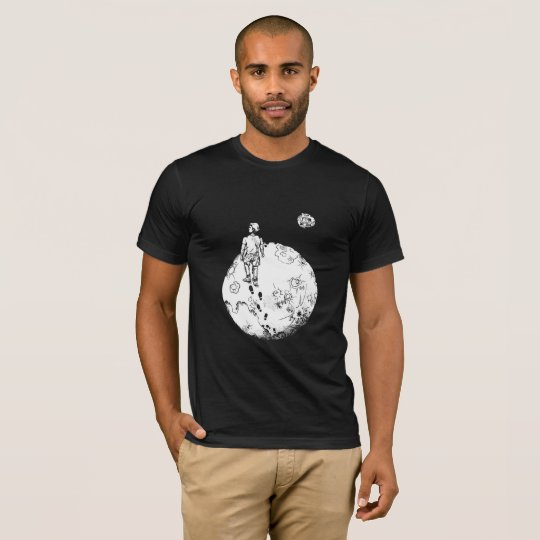 I Me One Boy Single Time American Apparel Men's T T-Shirt