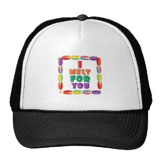 I Melt Trucker Hat