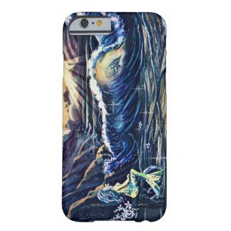 I Met A Dolphin Barely There iPhone 6 Case