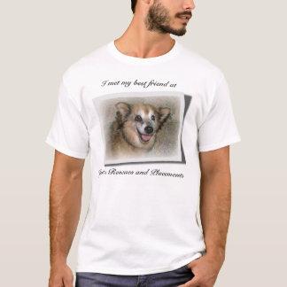 I met my best friend..Vixen T-Shirt