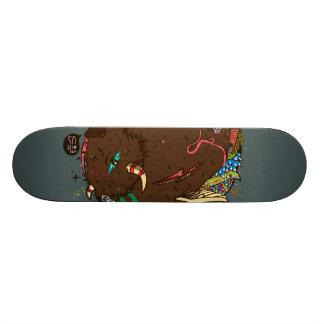 I Miss Us Skate Board