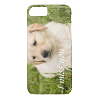 I miss you iPhone 7 case