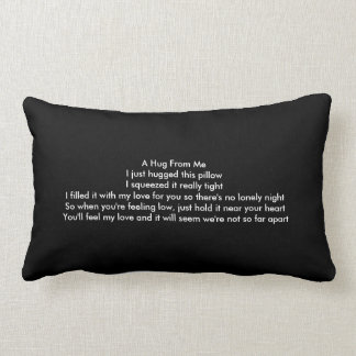 I Miss You Pillow
