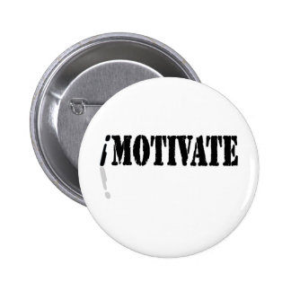 I Motivate Pinback Buttons