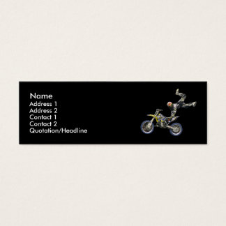 i moto too mini business card