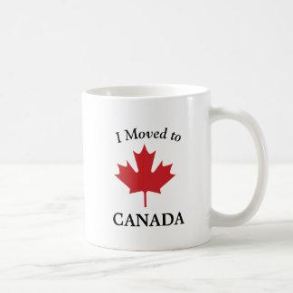 I Moved to Canada, Moving to Canada Coffee Mug