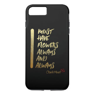 I MUST HAVE FLOWERS ALWAYS AND ALWAYS.... IPHONE C Case-Mate iPhone CASE