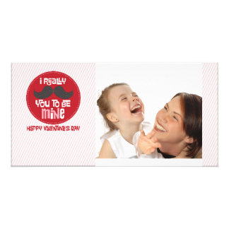 I Must Have You Valentine's Day Card Picture Card