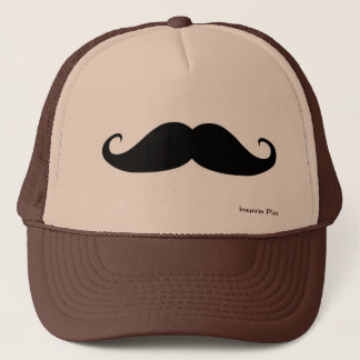 I Mustache you a question stache Trucker Hat