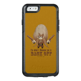 I Mustache You To Back Off OtterBox iPhone 6/6s Case