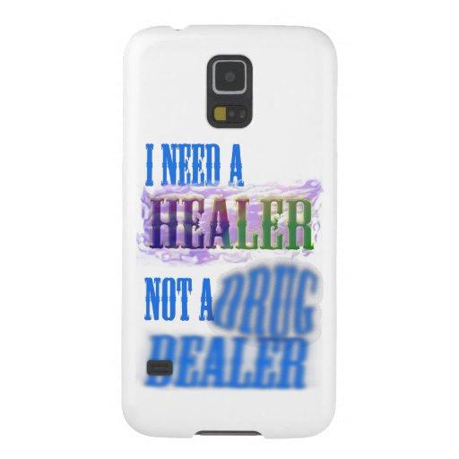 I need a healer not a drug dealer samsung galaxy nexus case