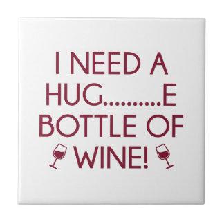 I Need A Hug Tile