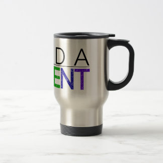 I NEED A MOMENT travel mug