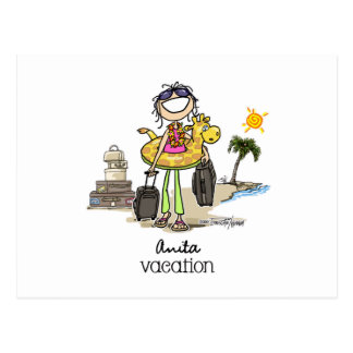 I need a Vacation Postcard