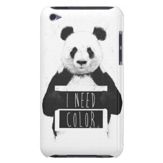 I need color barely there iPod cover