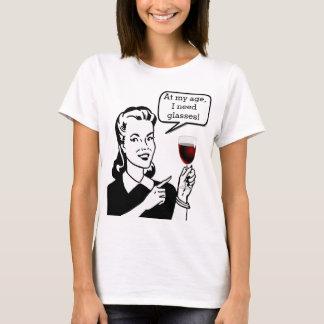 I Need Glasses T-Shirt