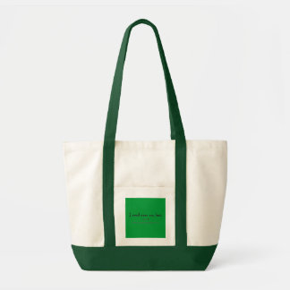 I need more cow fart. It's cold! Canvas Bags