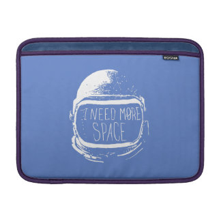 I need more space sleeve for MacBook air