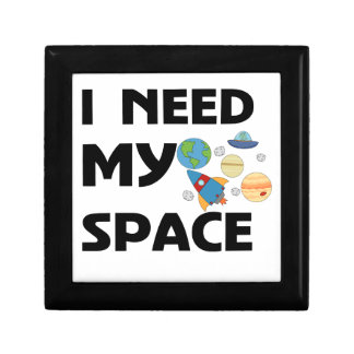 I NEED MY SPACE GIFT BOX