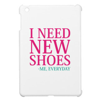 I Need New Shoes Cover For The iPad Mini